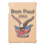 Ron Paul 2012 Eagle black iPad Mini Cover