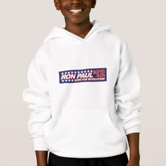 Ron Paul - 2012 election president politics Hoodie