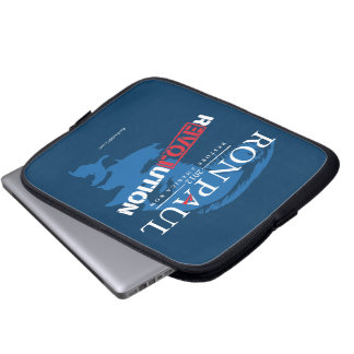Ron Paul 2012 Electronics Sleeve