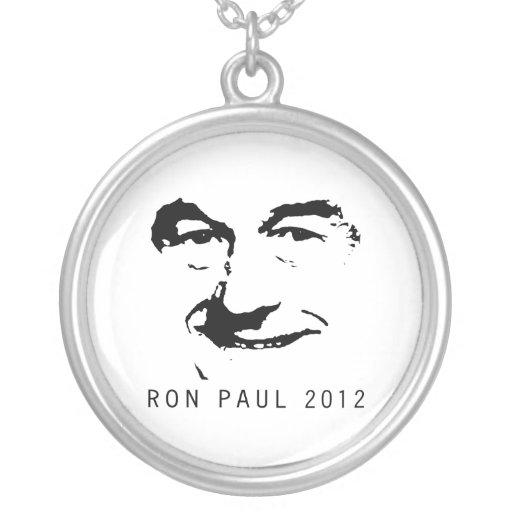 RON PAUL 2012 FACE PENDANTS