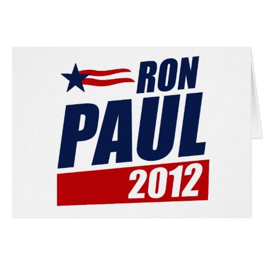 RON PAUL 2012 FELICITACIONES