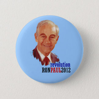 Ron Paul 2012 for President Button