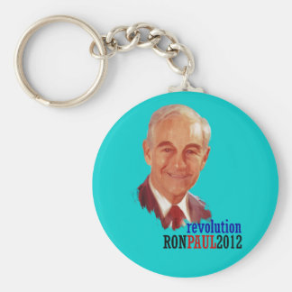 Ron Paul 2012 for President Keychains
