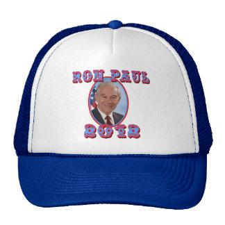 Ron Paul 2012 for President USA Trucker Hat