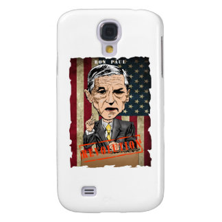 RON PAUL 2012 GALAXY S4 COVERS