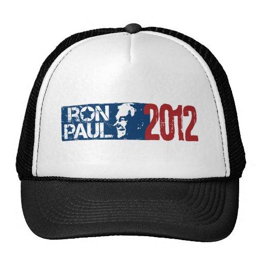 Ron Paul 2012 Gorra