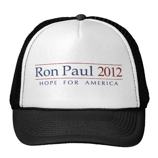 Ron Paul 2012 Gorros