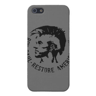 Ron Paul 2012 - Grey Case For iPhone 5