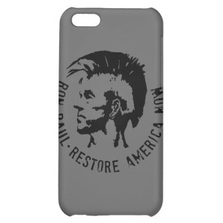 Ron Paul 2012 - Grey Cover For iPhone 5C