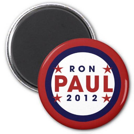 Ron Paul 2012 Iman Para Frigorífico