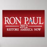 Ron Paul 2012 Impresiones