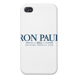 Ron Paul 2012 iPhone 4 Cover