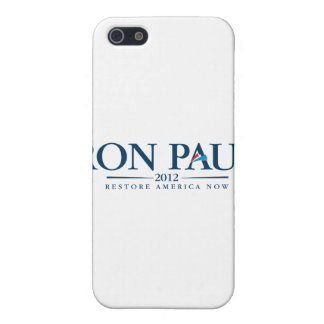 Ron Paul 2012 iPhone 5 Cover