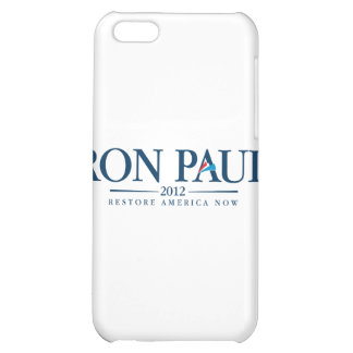 Ron Paul 2012 iPhone 5C Covers