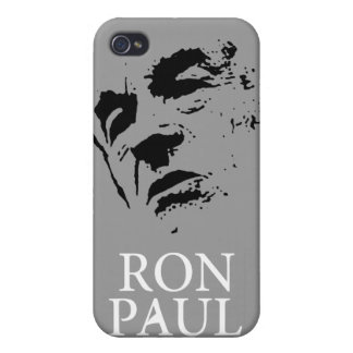 Ron Paul 2012 iPhone 4 Covers