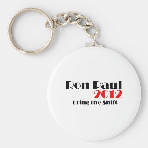 Ron Paul 2012 Keychains