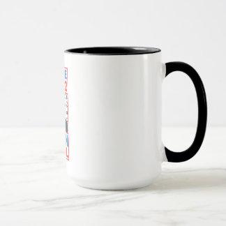 Ron Paul 2012 Legalize Peace Mug