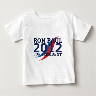 RON PAUL 2012 LIGHT TEE SHIRT
