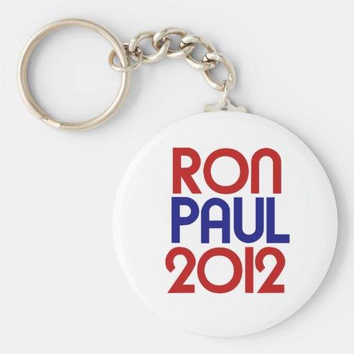 Ron Paul 2012 Llavero