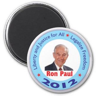 Ron Paul 2012 Magnet