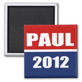 RON PAUL 2012 REFRIGERATOR MAGNETS