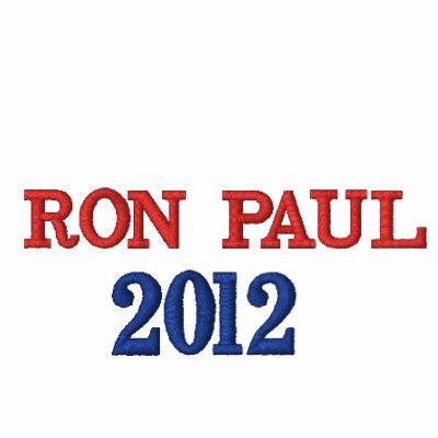 Ron Paul 2012 Men's Long Sleeve Polo Shirt
