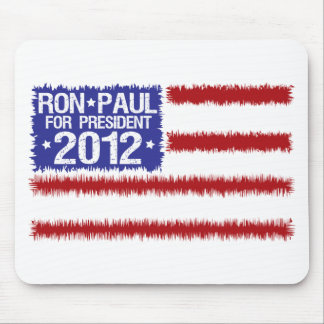 ron paul 2012 mouse pad