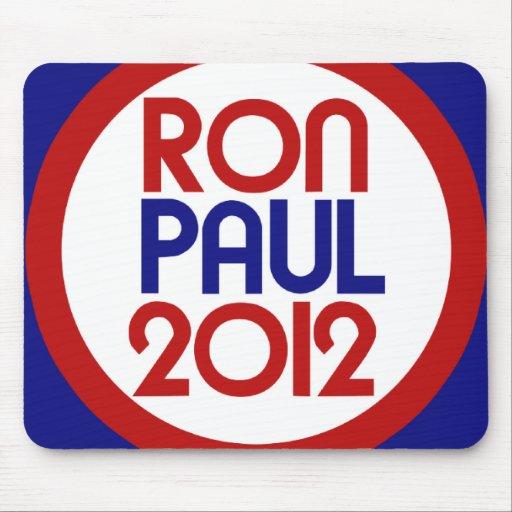 Ron Paul 2012 Mouse Pad