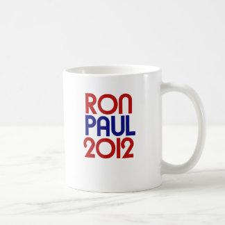 Ron Paul 2012 Classic White Coffee Mug