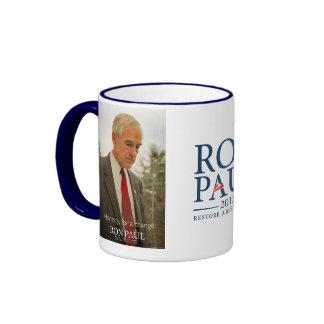 Ron Paul 2012 Mug