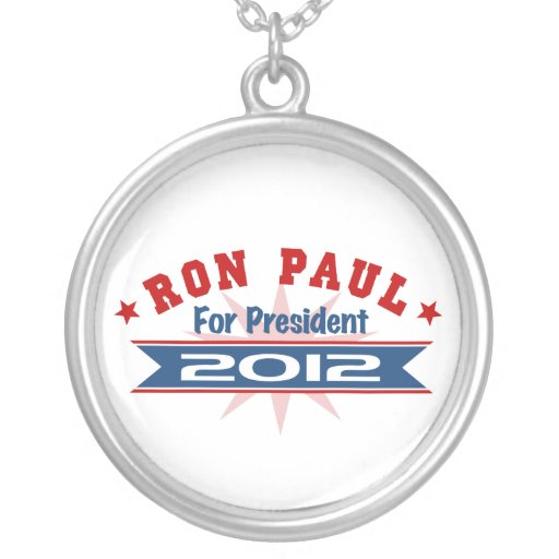 Ron Paul 2012 Pendants