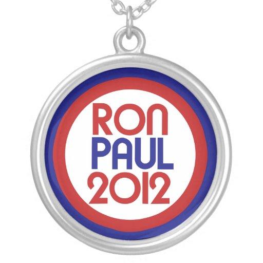 Ron Paul 2012 Necklace