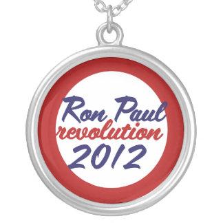 Ron Paul 2012 Custom Necklace
