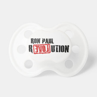 Ron Paul 2012 Pacis Pacifier