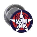 Ron Paul 2012 Pin