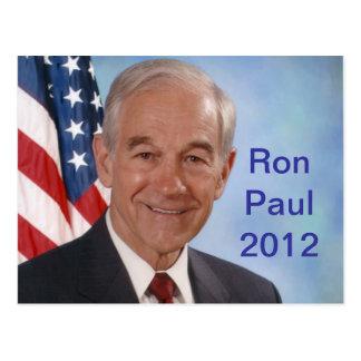 Ron Paul 2012 Postcards