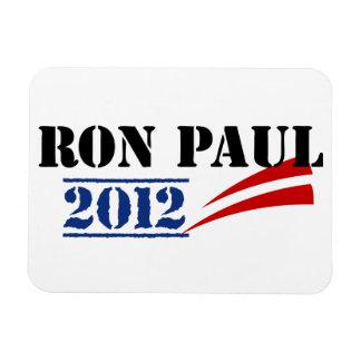 Ron Paul 2012 Vinyl Magnet