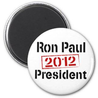 Ron Paul 2012 president Magnet