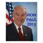 Ron Paul 2012 Print