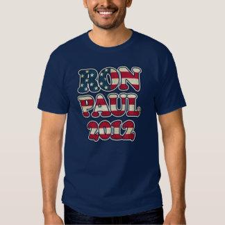 Ron Paul 2012 Remera