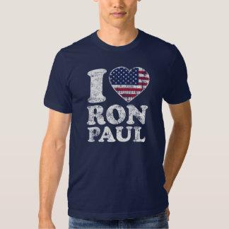 Ron Paul 2012 Remeras