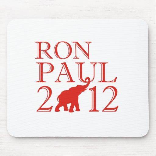 RON PAUL 2012 (Republican) Mouse Pad