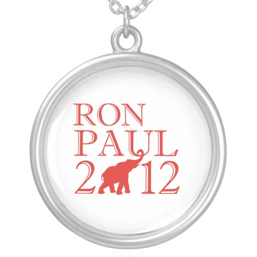 RON PAUL 2012 (Republican) Custom Jewelry