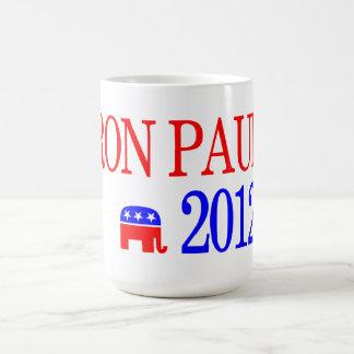 Ron Paul 2012 Republican Presidential Candidate Coffee Mugs