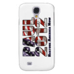 Ron Paul 2012 Restore America Now Samsung Galaxy S4 Case