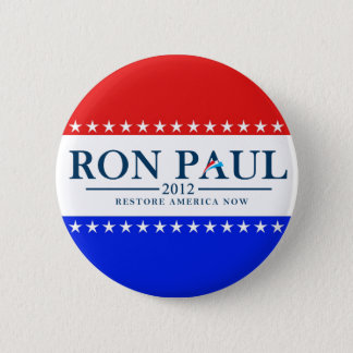 Ron Paul 2012 - Restore America Now Pins