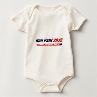 Ron Paul 2012 Revolution for President Baby Bodysuit