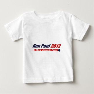 Ron Paul 2012 Revolution for President Infant T-shirt