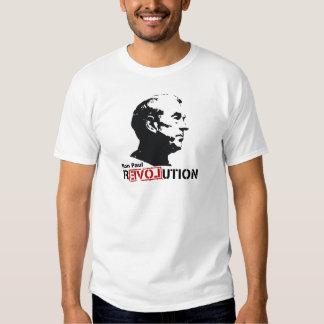 Ron Paul 2012 Revolution for President T Shirt