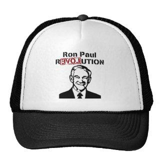 Ron Paul 2012 Revolution for President Trucker Hat